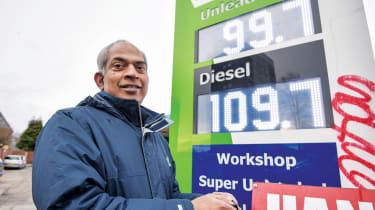 Low fuel prices