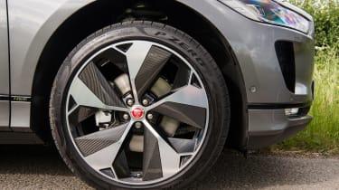 Jaguar I-Pace - wheel
