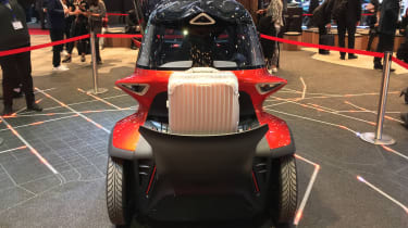 SEAT Minimo concept - Geneva full rear