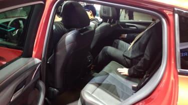 New BMW X4 interior