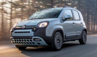 Fiat Panda Mild Hybrid - front