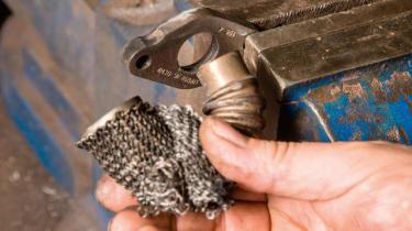 How to investigate TDV6 turbocharger noise - step 18