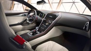 BMW Concept 8 Series - interior
