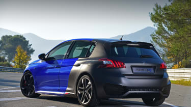 "<p class=""p1"">Peugeot Sport claims a 0-62mph time of ""less than 4.0sec"".</p>"