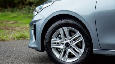 Kia Ceed SW - wheel