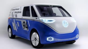 Volkswagen I.D. Buzz Cargo - front
