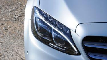 Mercedes C-Class 2014 light