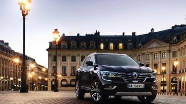 Renault Koleos Initiale Paris - front static