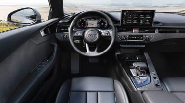 Audi A5 Cabriolet - interior