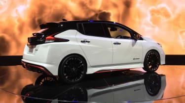 Nissan Leaf Nismo - Tokyo rear