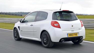 Renaultsport Clio rear