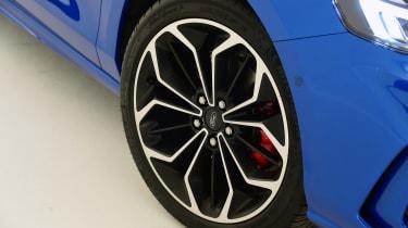 New Ford Focus studio - wheel