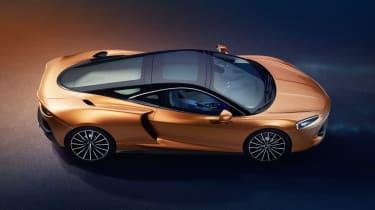 McLaren GT - side/above