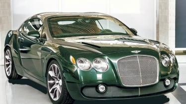 Bentley Continental GTZ