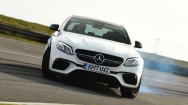 Mercedes-AMG E 63 S - drift