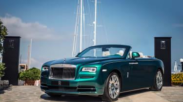 Rolls Royce Dusk until Dawn