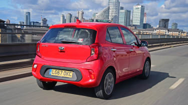 Kia Picanto - Motion Rear