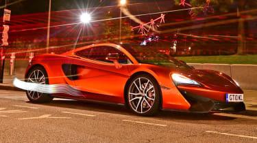 McLaren 570GT long term test final report - front corner static