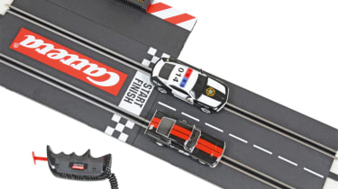 Best Scalextric and slot car sets 2017/2018 - Carrera Evolution Most Wanted track