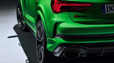 Audi RS Q3 Sportback - rear light