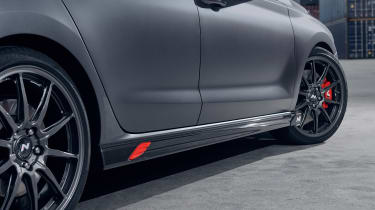 Hyundai i30 N Project C - side skirt
