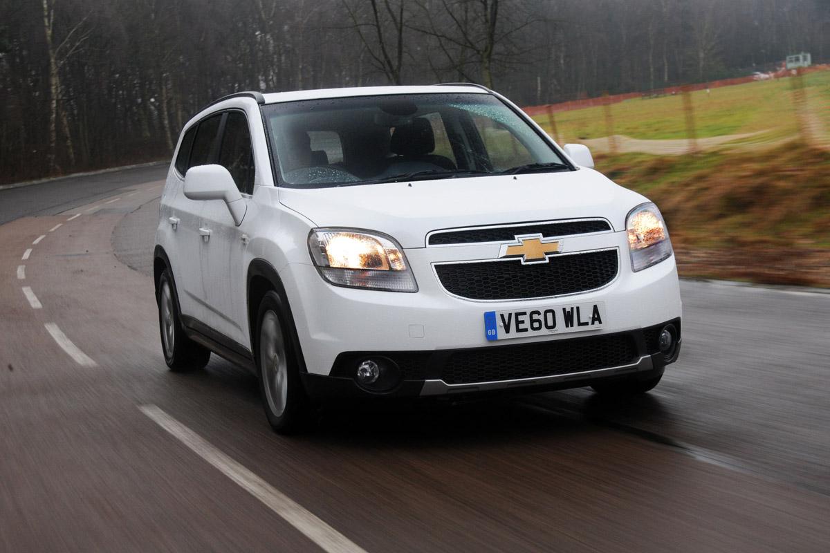 Kekurangan Chevrolet Orlando Tangguh