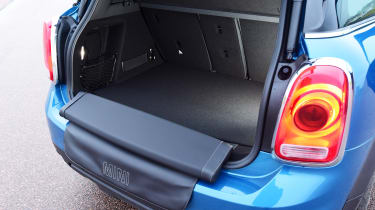 MINI Countryman - boot