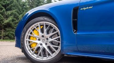 Porsche Panamera Sport Turismo 2017 review - wheel