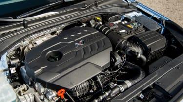 Hyundai i30 N - engine