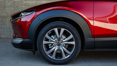 Mazda CX-30 SkyActiv-X - wheel