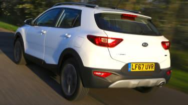 New Kia Stonic - rear