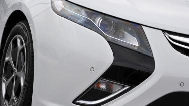 Vauxhall Ampera light