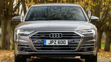 Audi A8 - full front static