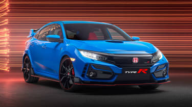 Honda Civic Type R GT - front