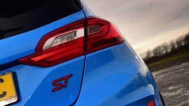 Ford Fiesta ST Edition - rear light