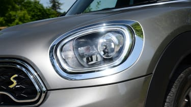 MINI Countryman PHEV - headlight