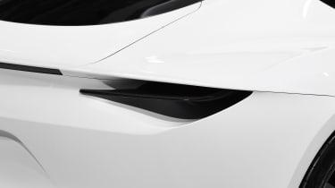 Tesla Roadster - taillight