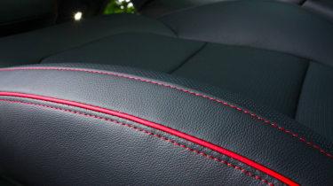 Kia Sportage - seat detail