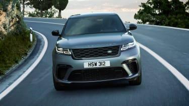 Range Rover Velar SVAutobiography - full front action