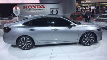 Honda Insight Prototype - Detroit side