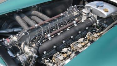 Aston Martin DBR1 - Engine