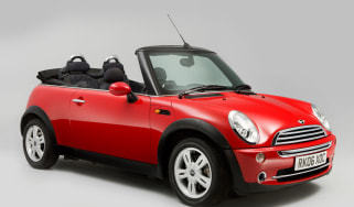 MINI Convertible front static