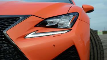 Lexus RC F light