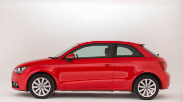 Used Audi A1 - side