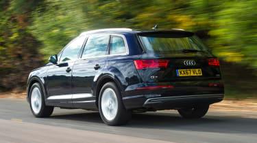 Audi Q7 e-tron - rear