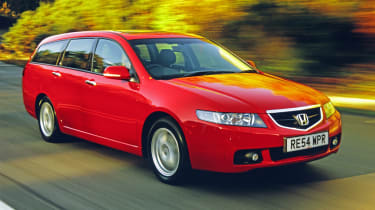 Best cars under £2,000 - Honda Accord