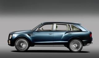 Bentley 4x4 profile