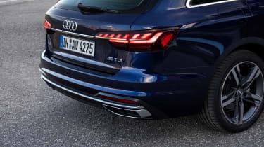 Audi A4 Avant 2019 detail