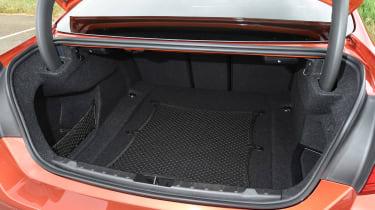 BMW 4 Series - boot