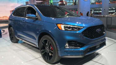 Ford Edge ST revealed - front